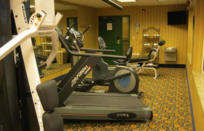 Best Western Executive Inn & Suites - Sport - 155