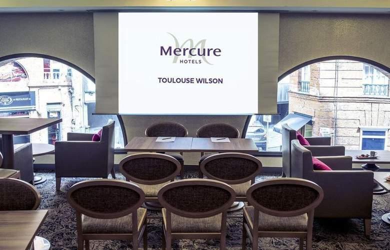 Mercure Toulouse Centre Wilson Capitole - Conference - 51