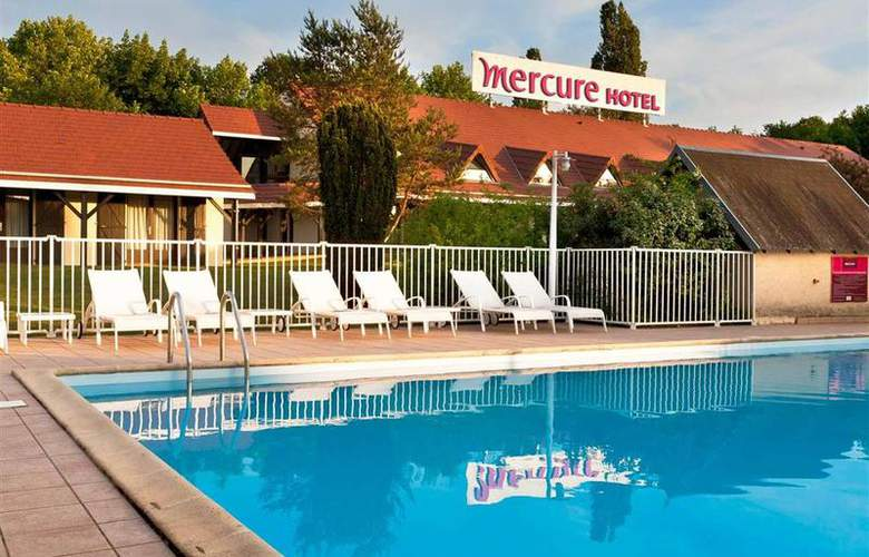 Mercure Auxerre Nord - Hotel - 34