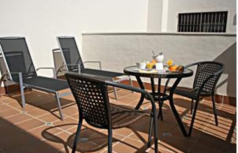 Living-Sevilla Apartments Lumbreras - Terrace - 2