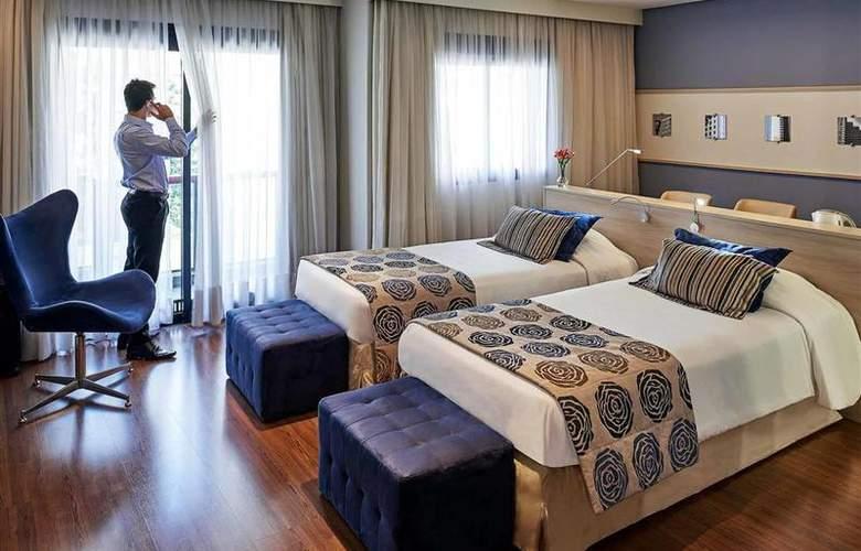 Mercure Sao Paulo Pamplona - Room - 35