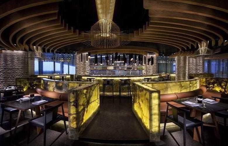 Jumeirah at Etihad Towers Residences - Bar - 12