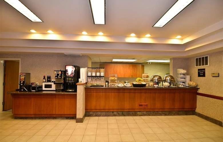 Best Western Plus Twin Falls Hotel - Restaurant - 158