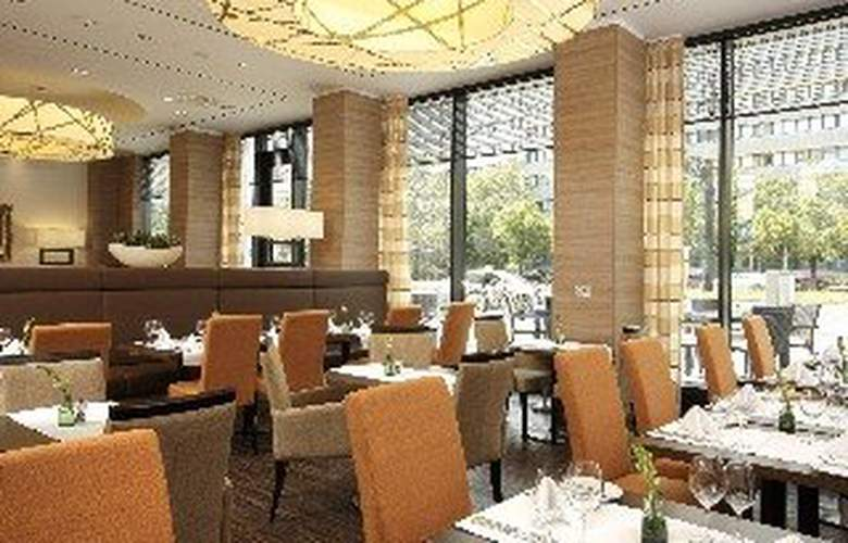 H4 Hotel Berlin Alexanderplatz - Restaurant - 3