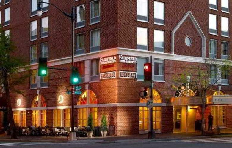 Fairfield Inn & Suites Washington, DC/Downtown - Hotel - 4