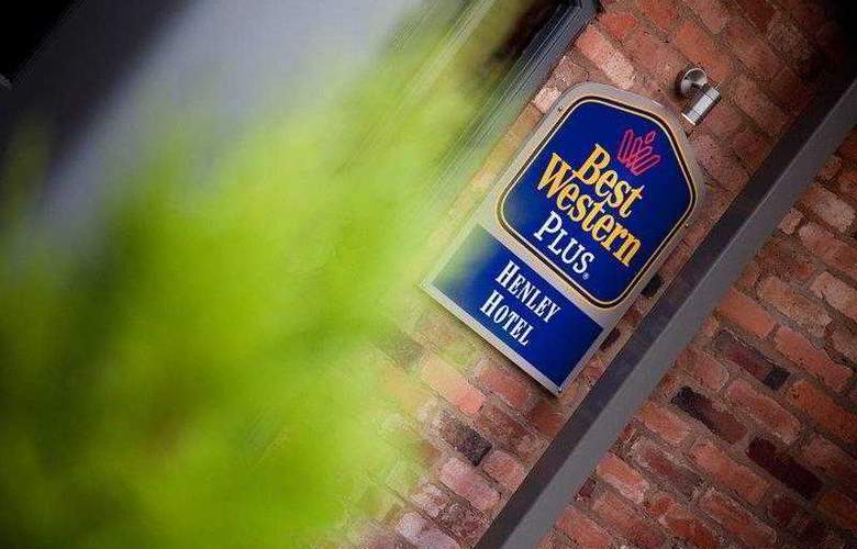 Best Western Henley Hotel - Hotel - 25