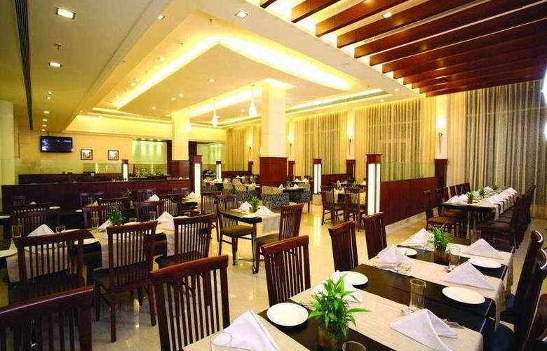 Ambrosia Sarovar Portico - Restaurant - 6