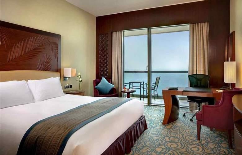 Sofitel Dubai Jumeirah Beach - Room - 31