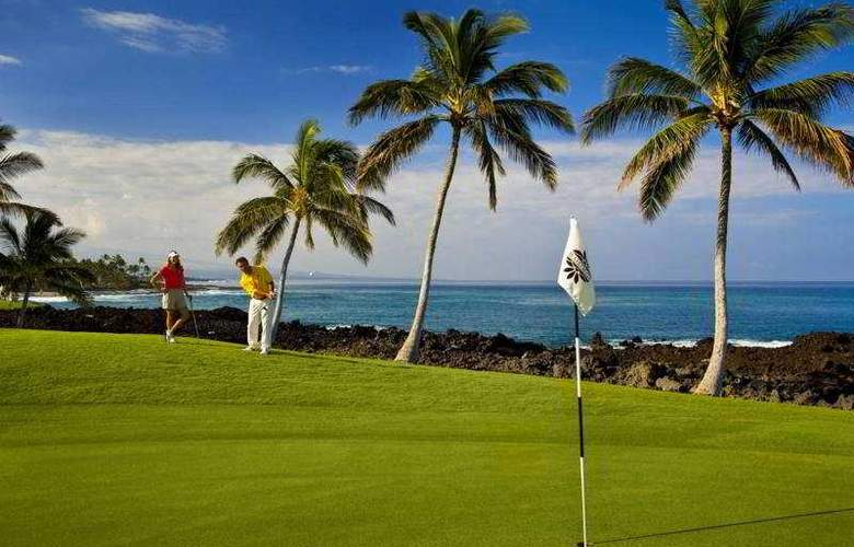 Kohala Suites by Hilton Grand Vacations - Sport - 9