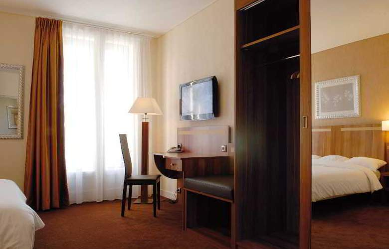 Inter-Hotel du Grand Monarque - Room - 0