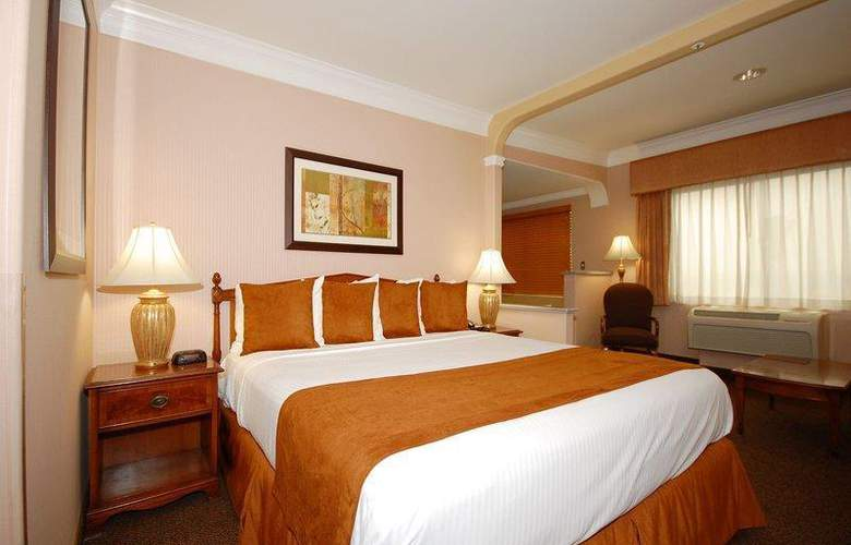 Best Western Plus Suites Hotel - Room - 42