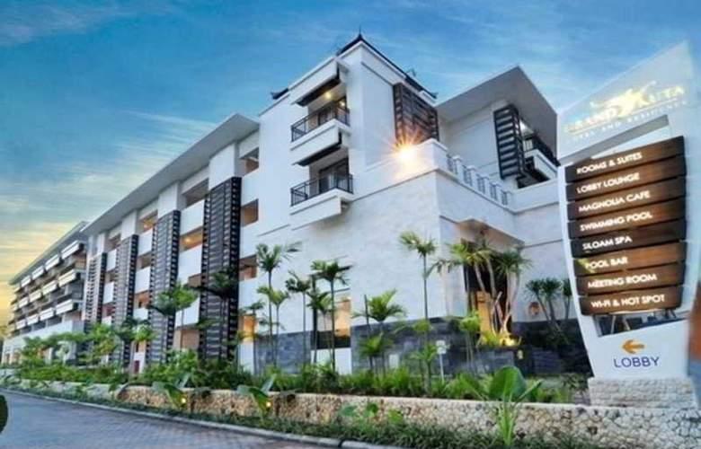 Grand Kuta Hotel and Residence - Hotel - 0