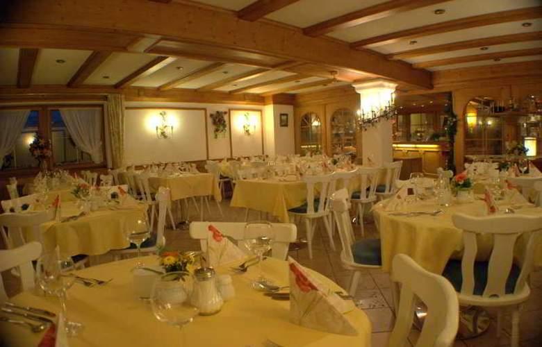 mD-Hotel Alpenrose - Restaurant - 8