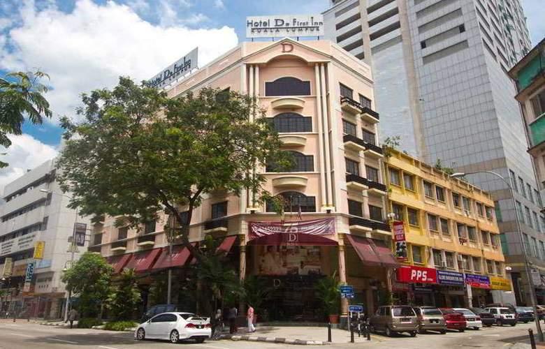 Macktz Comfort Inn Hotel - Hotel - 2