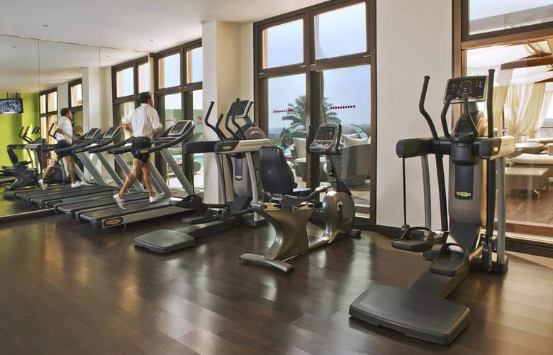Holiday Inn Cairo Maadi - Sport - 7