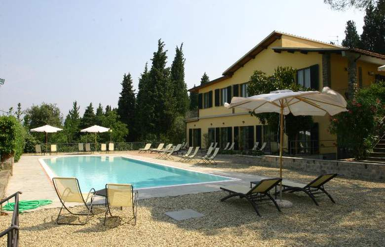 Villa dei Bosconi - Hotel - 8