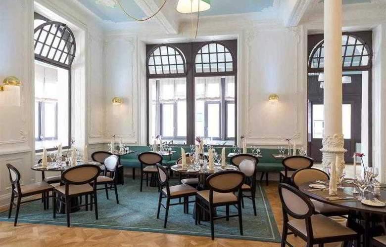 Royal St Georges Interlaken - MGallery by Sofitel - Hotel - 35