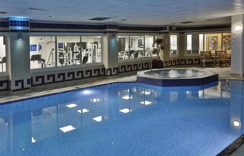 Best Western Stoke-On-Trent Moat House - Hotel - 23