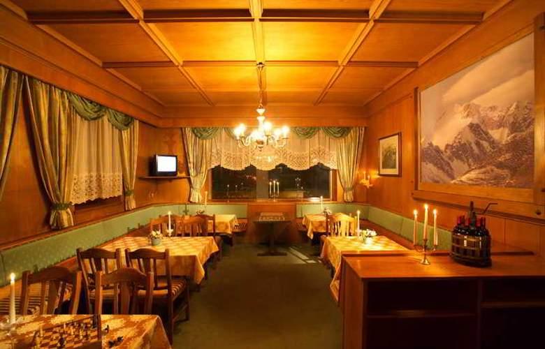 Parkhotel Schachen - Restaurant - 7