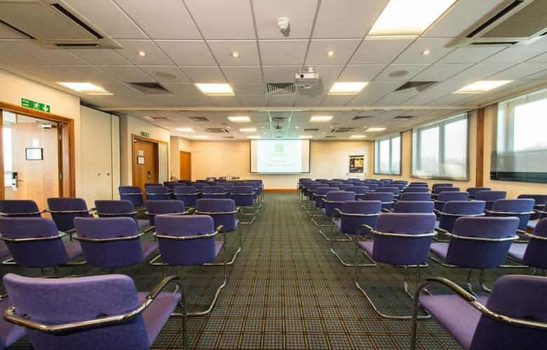 Holiday Inn Edinburgh - Conference - 4