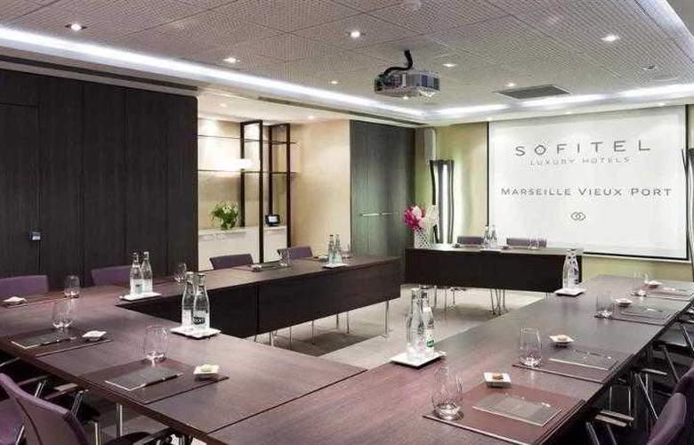 Sofitel Marseille Vieux Port - Hotel - 20