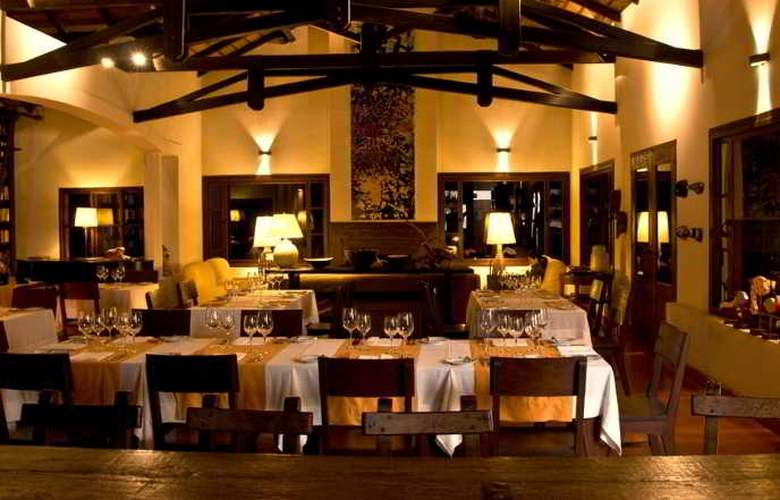 Don Puerto Bemberg Lodge - Restaurant - 3