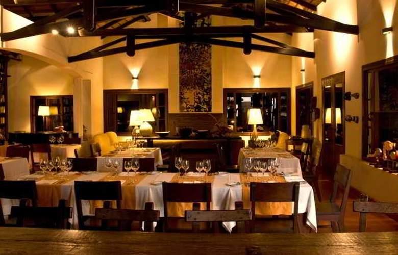 Don Puerto Bemberg Lodge - Restaurant - 3