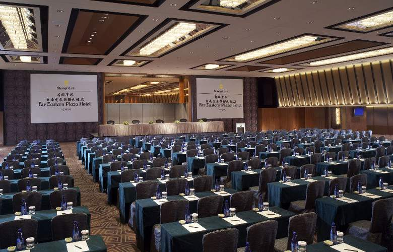 Shangri-La´s Far Eastern Plaza Hotel Tainan - Conference - 3