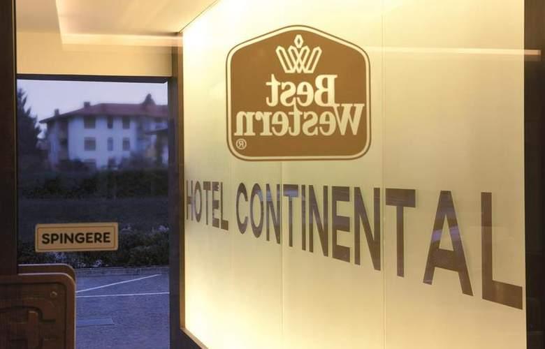 Best Western Continental - Hotel - 35