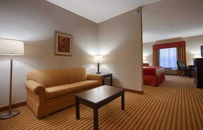 Best Western Plus Piedmont Inn & Suites - Hotel - 10