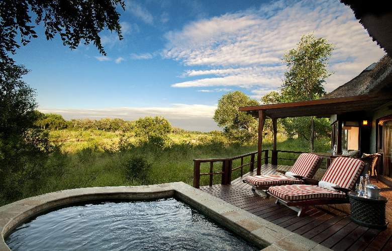 Lion Sands Tinga Lodge - Pool - 2