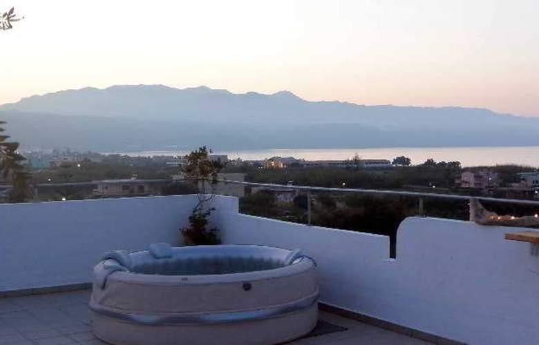 Louladakis Apartments - Terrace - 22