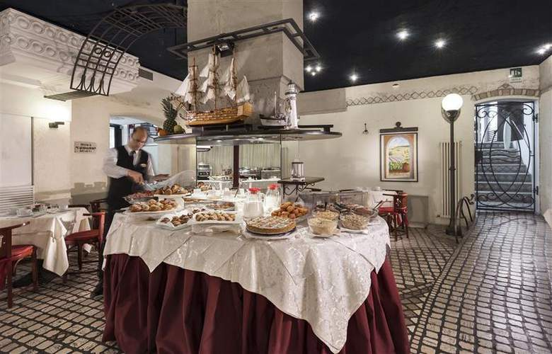 Best Western Hotel Nettunia - Restaurant - 60
