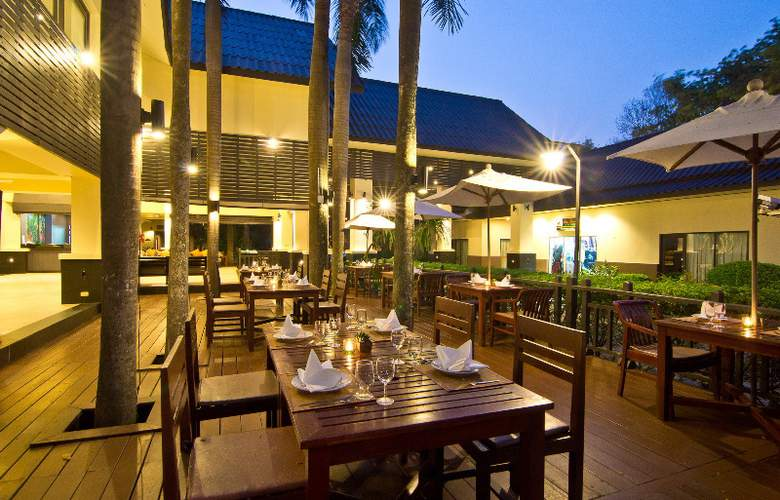 Green Park Resort - Restaurant - 8