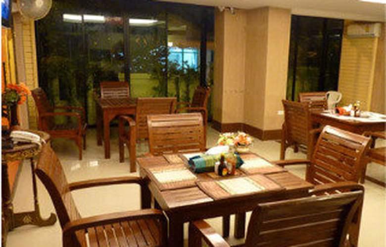 Phuket Sira Boutique Residence - Restaurant - 9