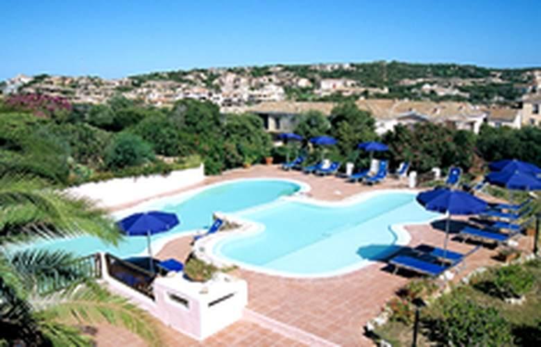 Colonna Residence Porto Cervo - Pool - 3