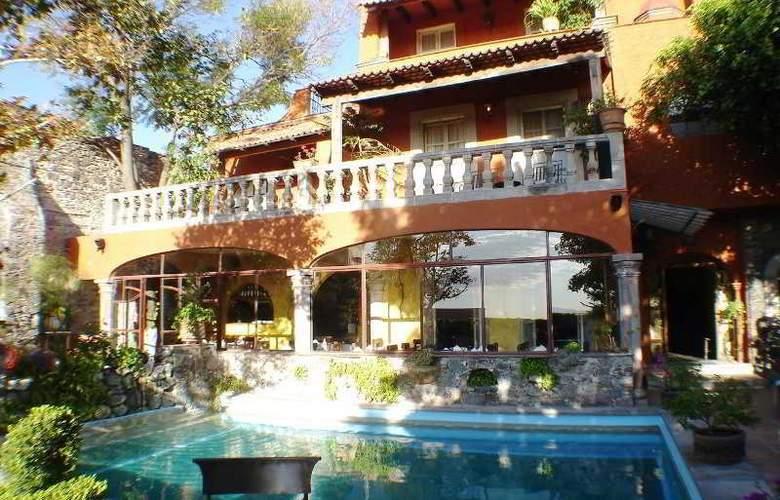Villa Rivera San Miguel de Allende Boutique - Terrace - 19