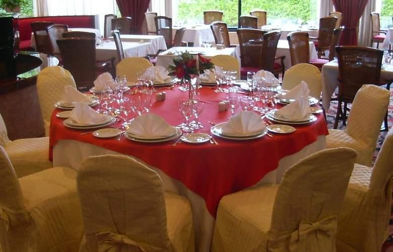 Conferenze Florentia - Restaurant - 12