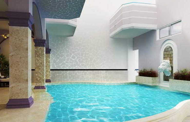 Palm Beach Hotel Nha Trang - Pool - 16