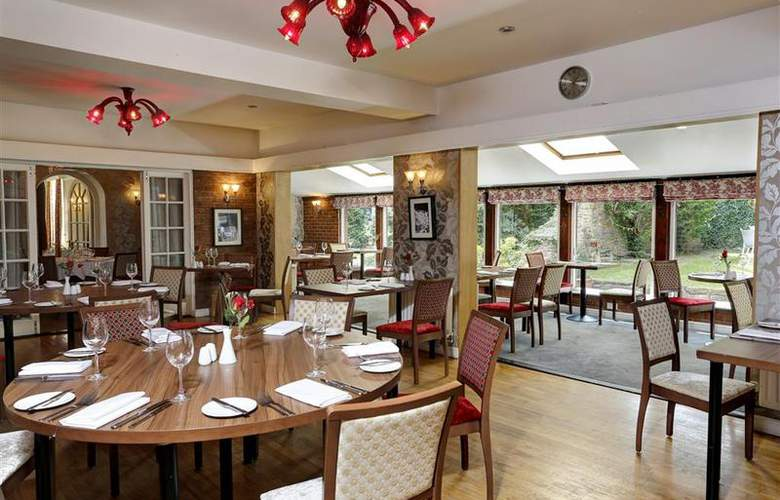 Dower House & SPA - Restaurant - 106