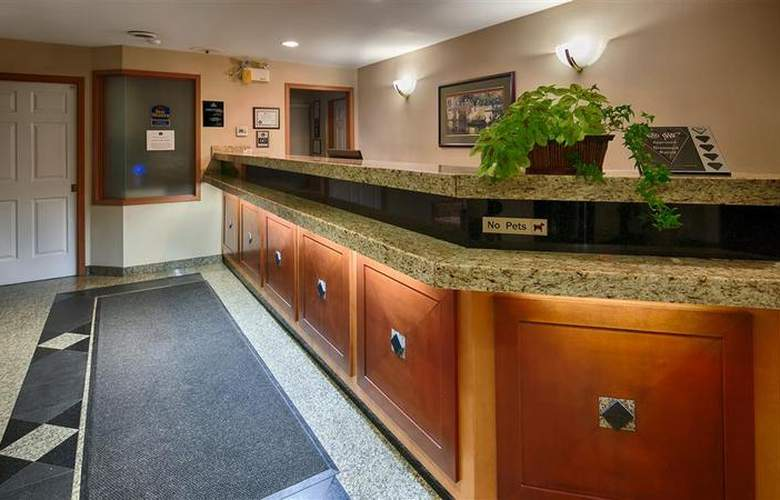 Best Western Capilano Inn & Suites - General - 23