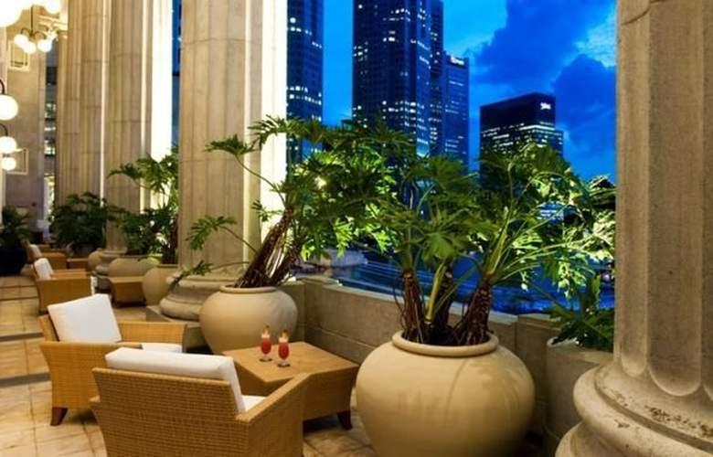 The Fullerton Singapore - Terrace - 14