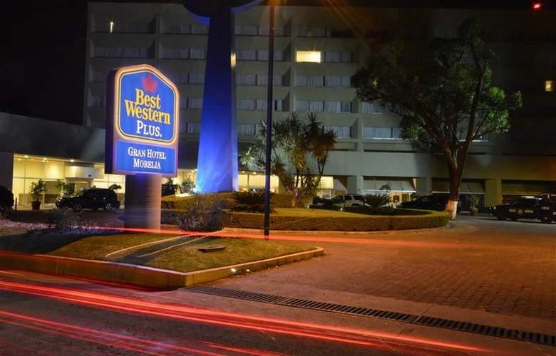 Best Western Plus Gran Morelia - Hotel - 149