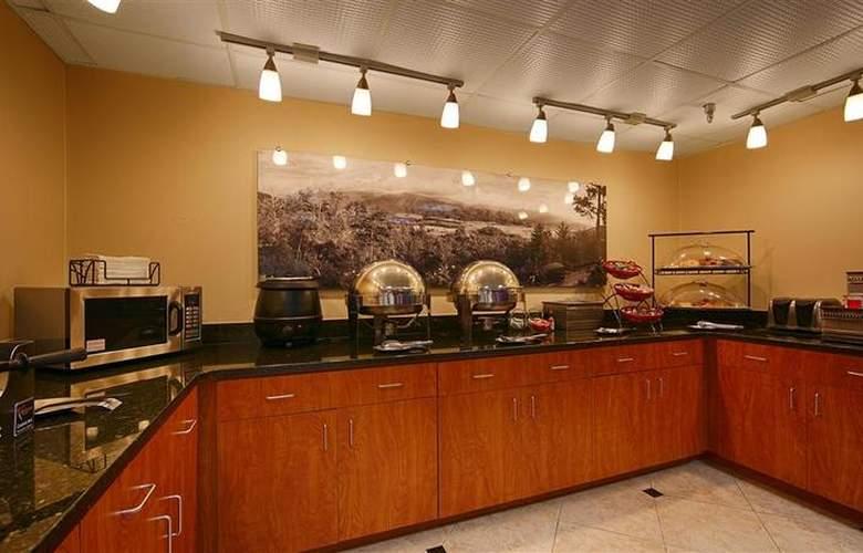 Best Western Cedar Bluff - Restaurant - 65