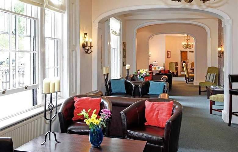 Mercure Stafford South Penkridge House Hotel - Restaurant - 38