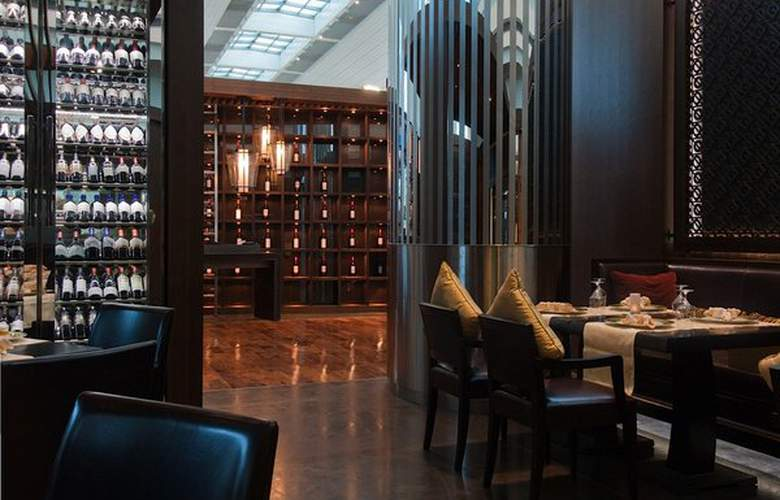 Dubai International Airpot - Terminal hotel - Restaurant - 21