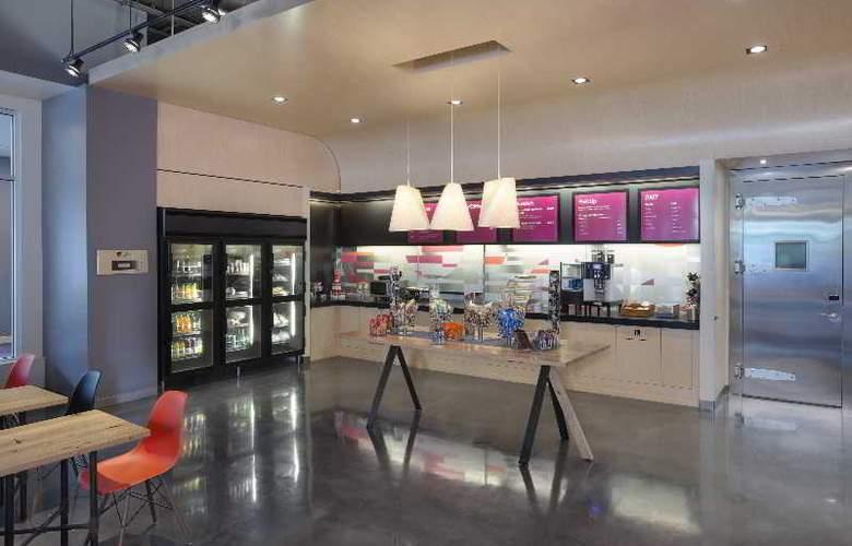 Aloft Tampa Downtown - Restaurant - 5