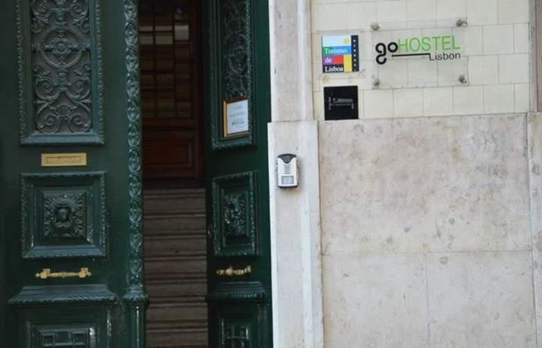 Go Hostel Lisbon - Hotel - 0