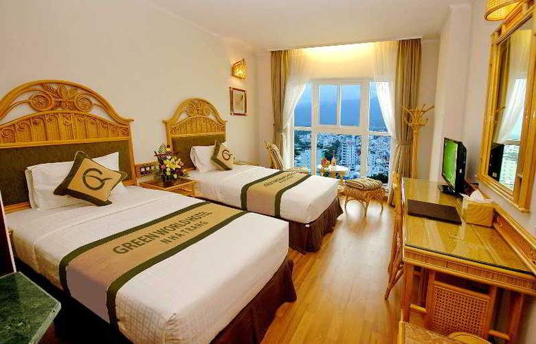 Green World Hotel Nha Trang - Room - 33