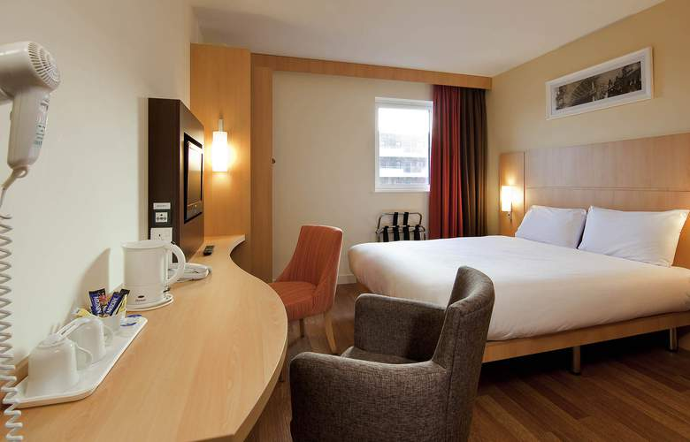 ibis Belfast City Centre - Room - 4